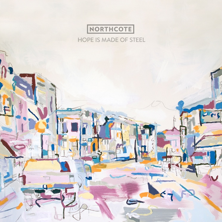 Northcote 'Hope Is Made of Steel' (album stream)