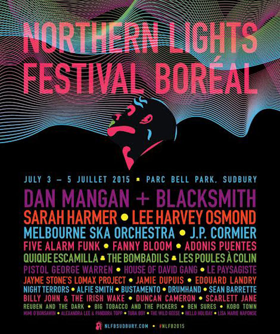 Northern Lights Festival Boréal Expands 2015 Lineup
