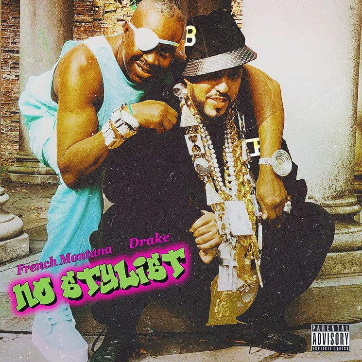 "French Montana and Drake Team for ""No Stylist"""