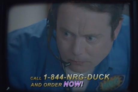 Duck Sauce 'NRG' (video)