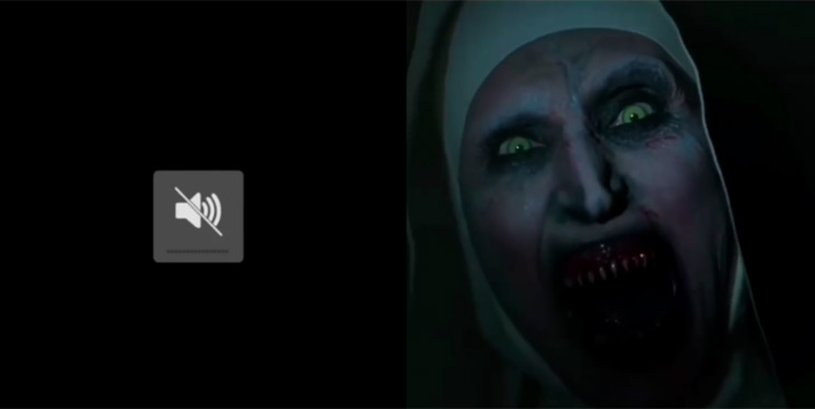 YouTube Bans 'The Nun' Ad over Its Extreme Jump Scare