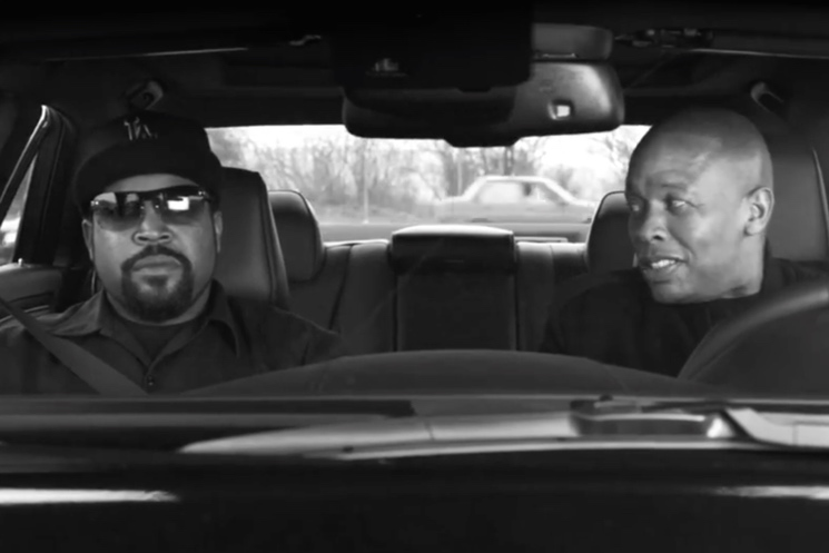 N.W.A. 'Straight Outta Compton' (official film trailer)
