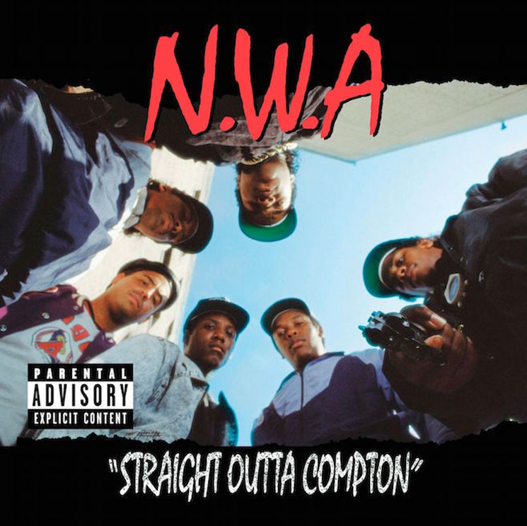 Ice Cube Stages N.W.A. Reunion