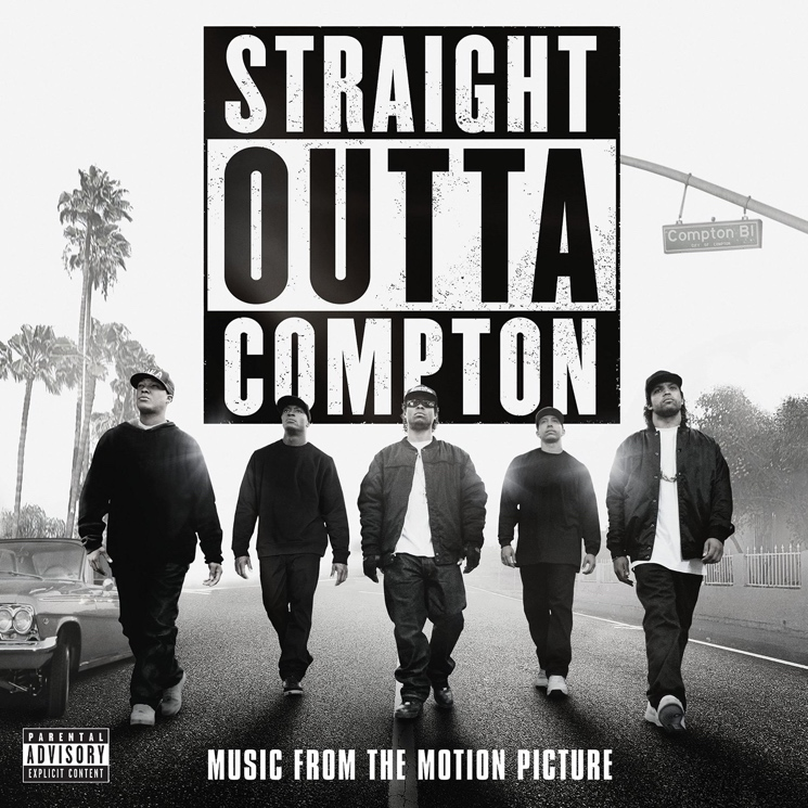 'Straight Outta Compton' Treated to Official Soundtrack Releases
