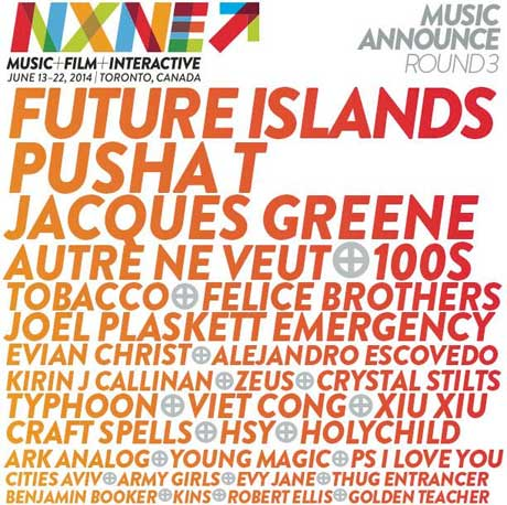 NXNE Adds Pusha T, Future Islands, AraabMuzik