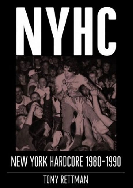 History of New York Hardcore Explored in 'NYHC' Book