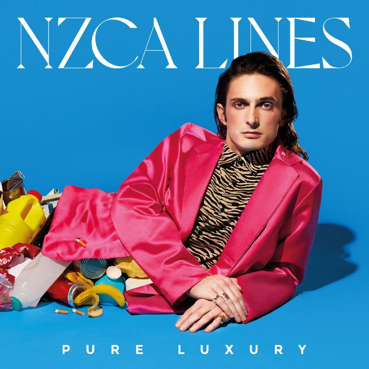 NZCA LINES Indulges in 'Pure Luxury' While Time Travelling Through Pop Music History