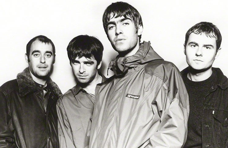 Oasis Are Celebrating Their Historic Knebworth Concerts with a New Film