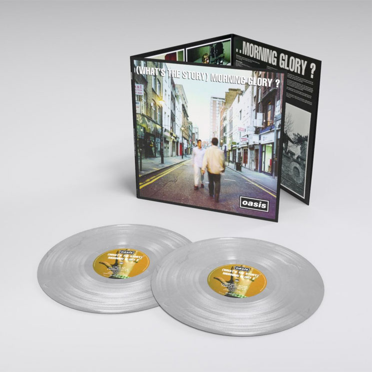 Oasis Announce Expanded 25th Anniversary Reissue of '(What's the Story) Morning Glory?'