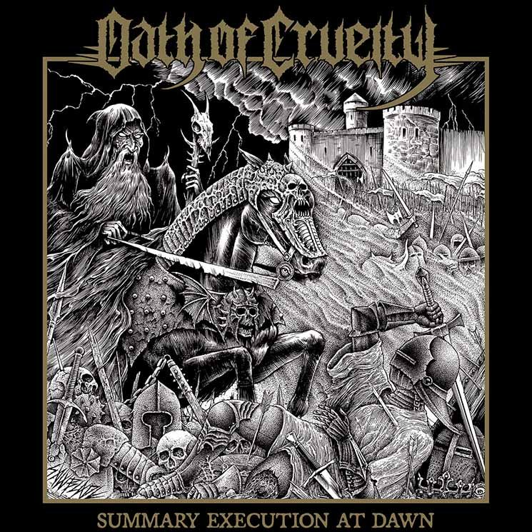 Oath of Cruelty Summary Execution at Dawn