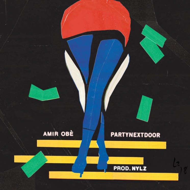 "Amir Obè ""Truth for You"" (ft. Partynextdoor)"