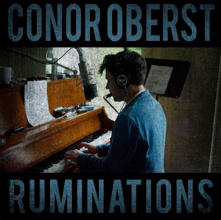 Stream Conor Oberst's New 'Ruminations' Solo Album