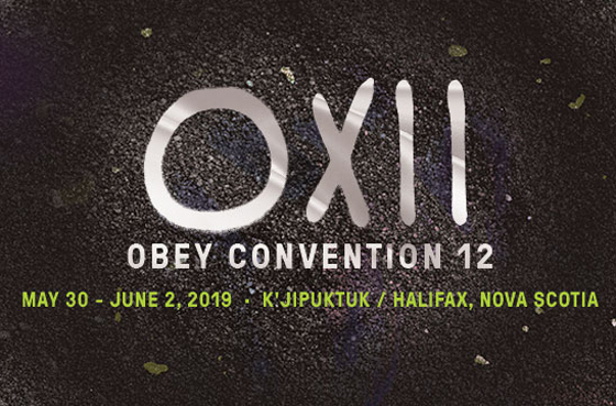 Halifax's OBEY Convention Sent Cease-and-Desist by Shepard Fairey