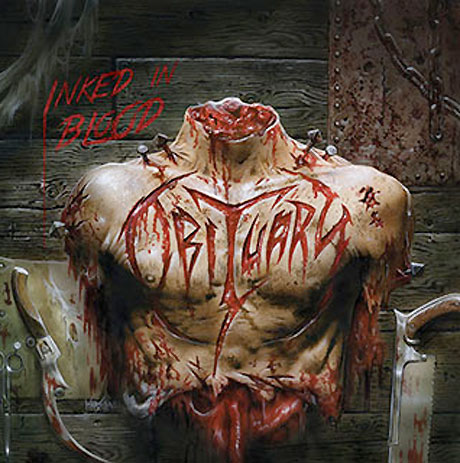 Obituary Inked in Blood