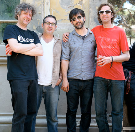 Obits Shed Light on New LP; Rick Froberg Challenges John Reis to Write New Hot Snakes Material