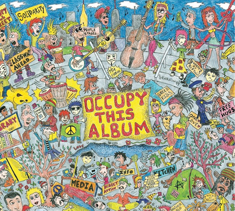 Occupy Movement Gets 100-Song Benefit Album with Patti Smith, Yo La Tengo, Mogwai, Yoko Ono