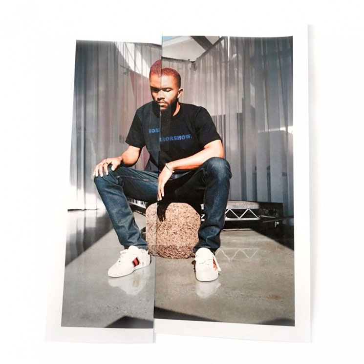 Frank Ocean Returns with 'Chanel'