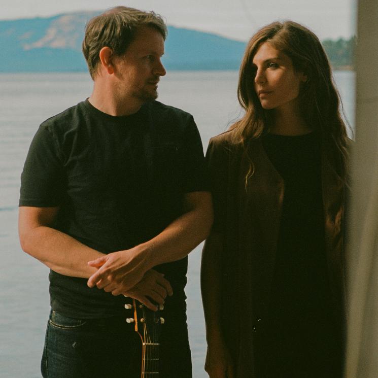 Ocie Elliott Find Peace on 'Slow Tide' EP
