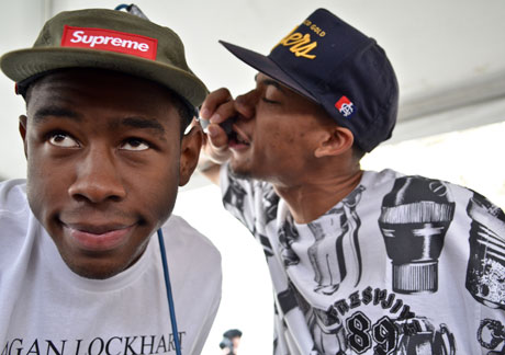 Odd Future Axed from New Zealand's Big Day Out Festival over Homophobic Lyrics