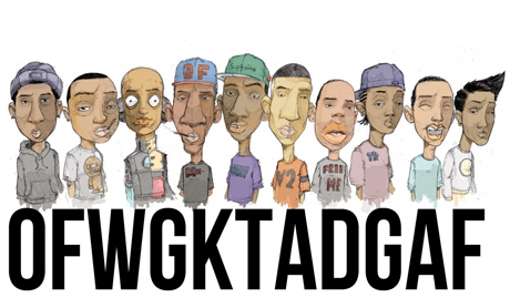 Top 10 Memorable Moments from Odd Future's Crazy Year
