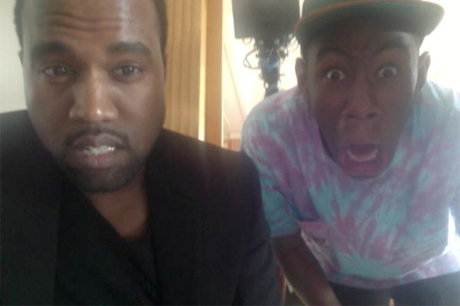 Kanye West Collaborating with Odd Future?