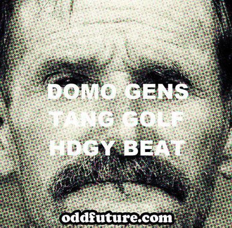 """Hodgy Beats and Domo Genesis """"Tang Golf"""""""