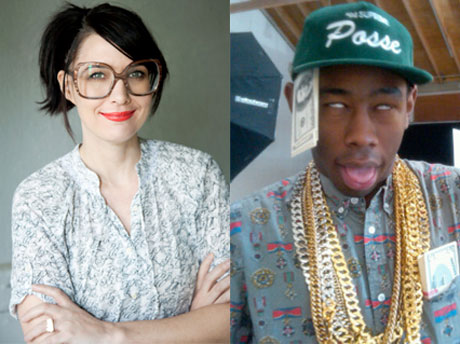Kathleen Hanna Enters the Odd Future Debate