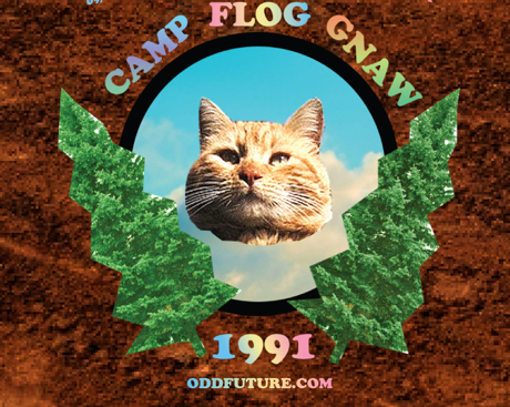 "Odd Future Set Album Release Dates, Announce ""Camp Flog Gnaw"" Tour"