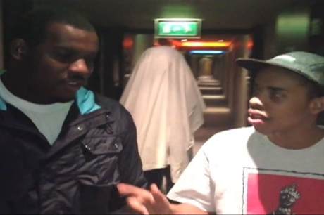 Odd Future 'The Ghost of the Hotel' (short film starring Tyler, the Creator, Earl Sweatshirt)