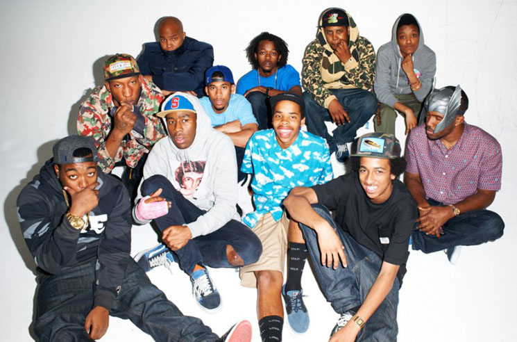 The Internet's Matt Martians Confirms Odd Future Have 'Shed That Name'