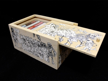Of Montreal Releasing Cassette Box Set, Sketching New Album