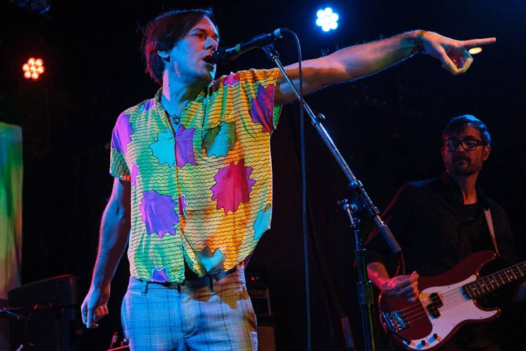 Watch Of Montreal Debut New Song 'Polyaneurism' in Toronto