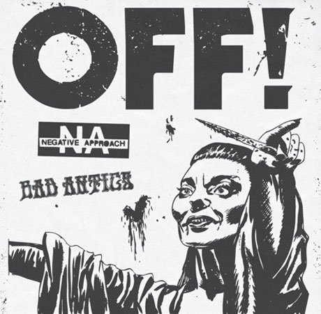 OFF! Announce North American West Coast Tour, Play Vancouver