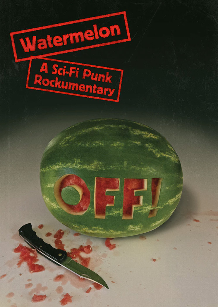 "OFF! Return with New Album and ""Sci-Fi Punk Rockumentary"""