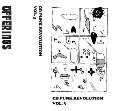 Various Offerings' 'CD Punk Revolution Vol. 3' (album stream)