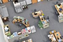 Tour the Sets of 'Parks and Rec,' 'The Office' and 'Brooklyn Nine-Nine' with These 3D Floor Plans
