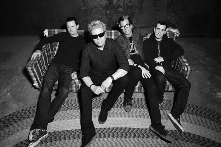 The Offspring's Columbia Catalogue Could Be Yours for $35 Million
