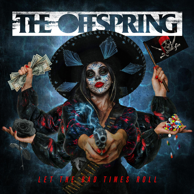 The Offspring to Release New Album 'Let the Bad Times Roll'