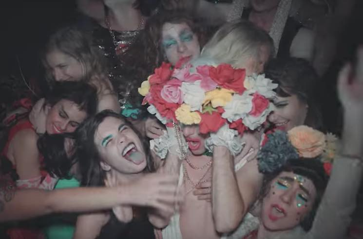 Of Montreal 'Let's Relate' (video)