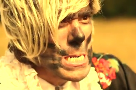 Of Montreal 'Sails Hermaphroditic' (NSFW video)