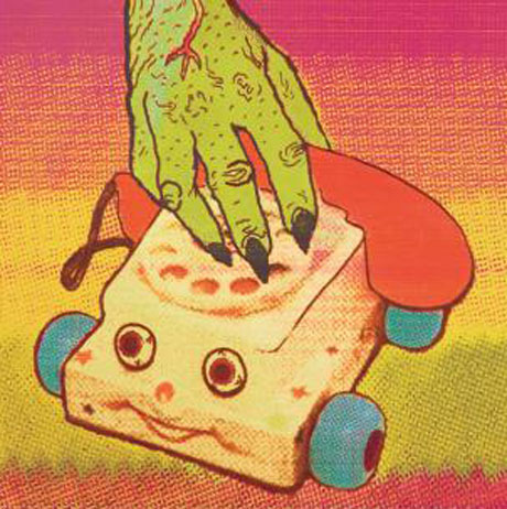 Thee Oh Sees Come Back at Us with <i>Castlemania</i>