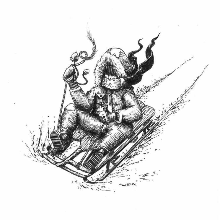 Oh Geronimo 'The Sled' (album stream)