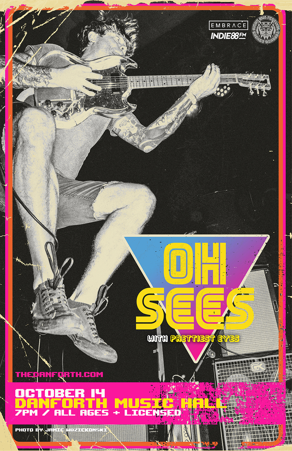 Oh Sees to Perform at Toronto's Night Owl Festival