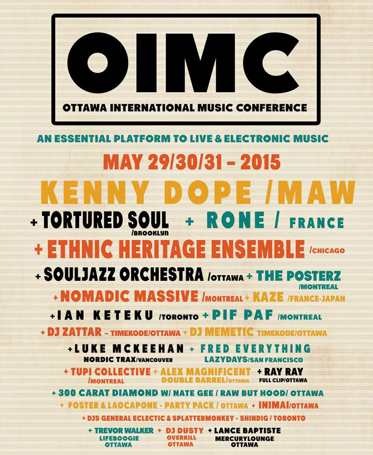 Ottawa International Music Conference Details Lineup