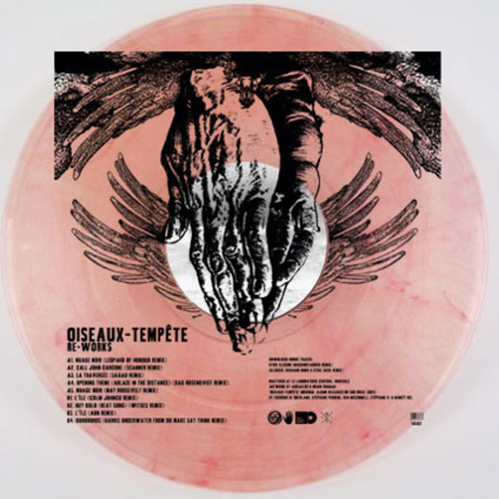Oiseaux-Tempête 'Re-Works' (album stream)