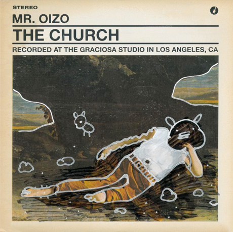Mr. Oizo Takes You to 'The Church' on New LP