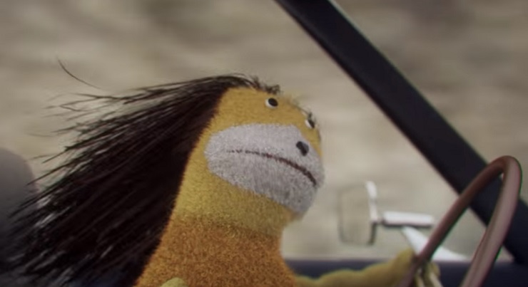 "Mr. Oizo ""Hand in the Fire"" (ft. Charli XCX) (video)"