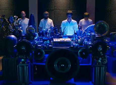 OK Go 'Muppet Show Theme' (video)