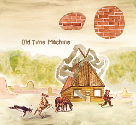Old Time Machine Unveil Debut LP, Book Canadian Tour