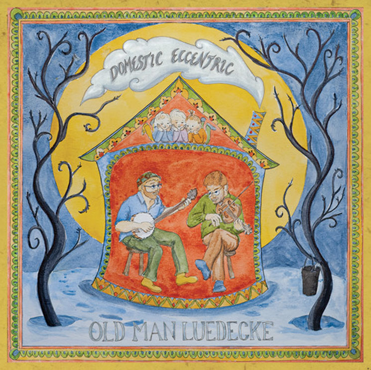Old Man Luedecke 'Domestic Eccentric' (album stream)
